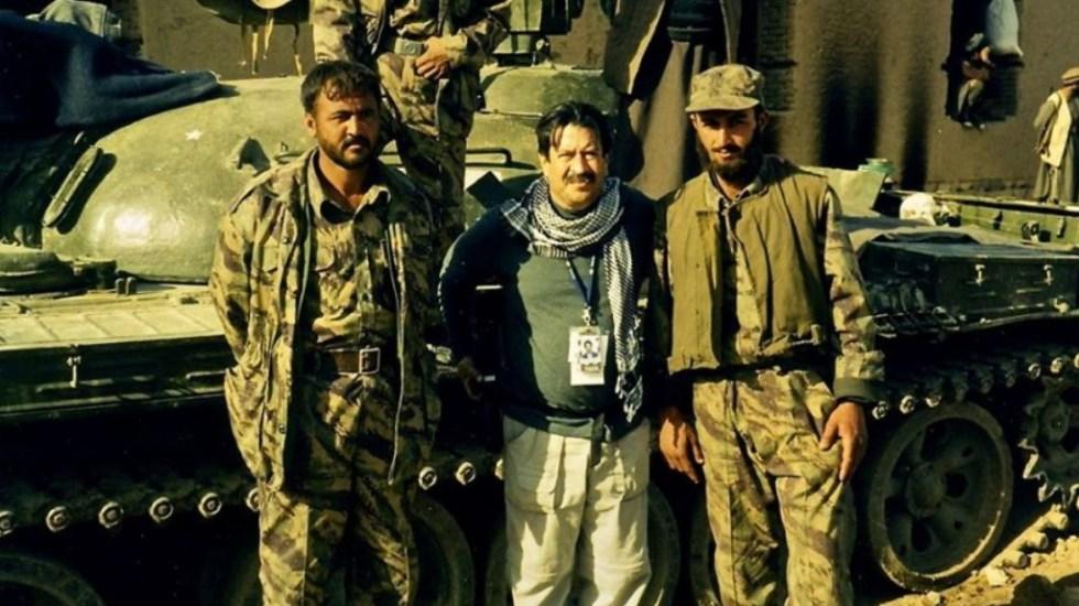 """""""En la guerra sale lo mejor y lo peor del ser humano"""", expresa Gregorio Meraz - Gregorio Meraz periodista guerra conflicto"""