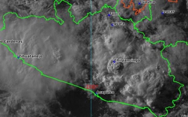 Se registran lluvia en diversas regiones de Guerrero - Foto de @HectorAstudillo