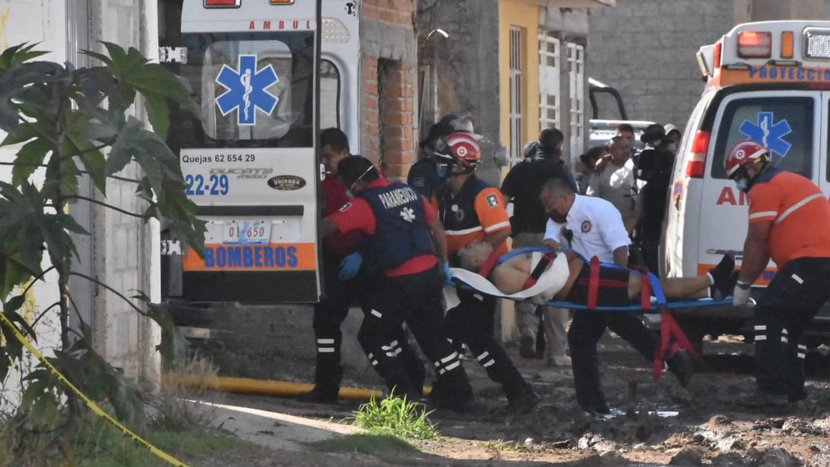 Masacran a 24 jóvenes en centro de rehabilitación en Guanajuato