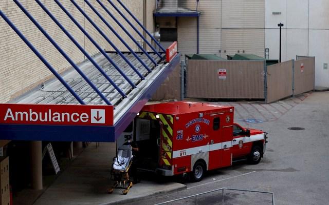 Arizona y Texas usarán camiones como morgues ante emergencia por COVID-19 - Hospital Estados Unidos Houston Texas COVID-19