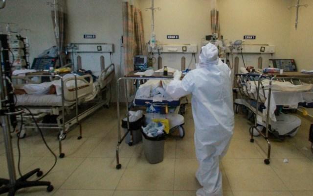 Estiman en México más de 70 mil muertos por COVID-19 - Foto de EFE