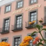 Cierran el Hotel Royalty en el centro de Puebla