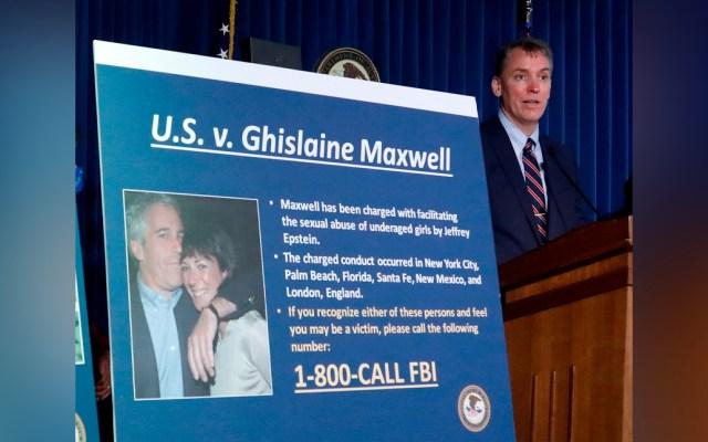 Revelan patrón de conducta de Ghislaine Maxwell para reclutar menores que presentaba a Epstein - Investigación del FBI contra Ghislaine Maxwell