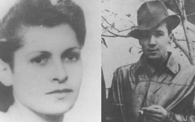 Los prisioneros que se enamoraron en Auschwitz y huyeron juntos a Polonia - Jerzy Bielecki y Cyla Cybulska Auschwitz Alemania campo de concentración