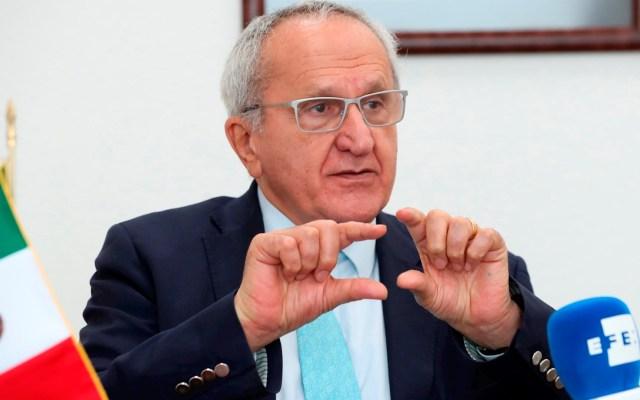 Rechaza Jesús Seade señalamientos por peculado - El candidato mexicano Jesús Seade. Foto de EFE/ Mario Guzmán/ Archivo.