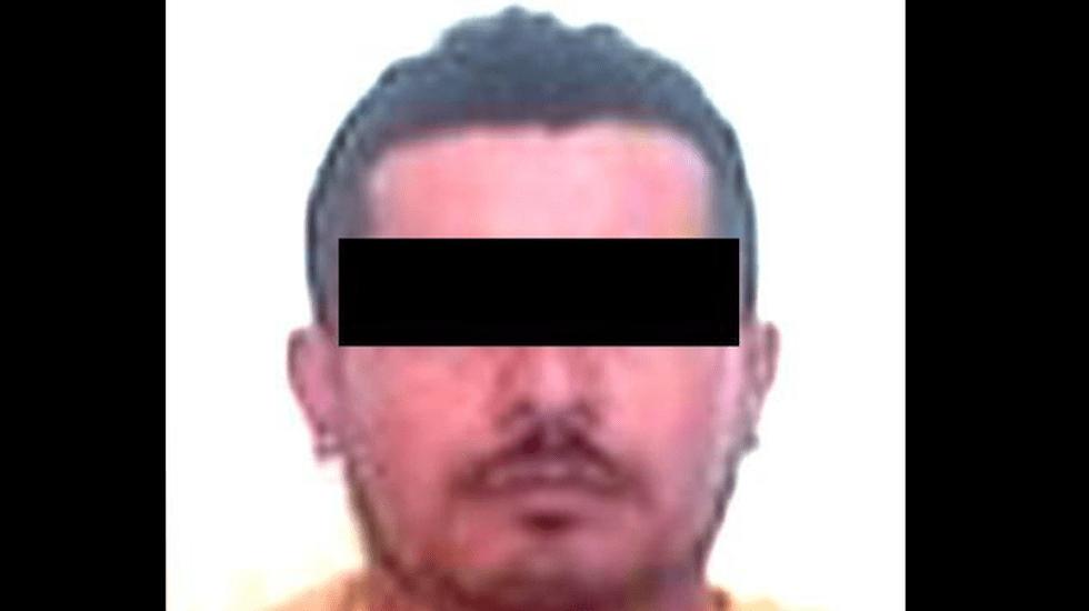 Ordenan liberación de 'El Mochomo', líder de Guerreros Unidos e implicado en la desaparición de normalistas de Ayotzinapa - José Ángel Casarrubias, 'El Mochomo'. Foto Especial.
