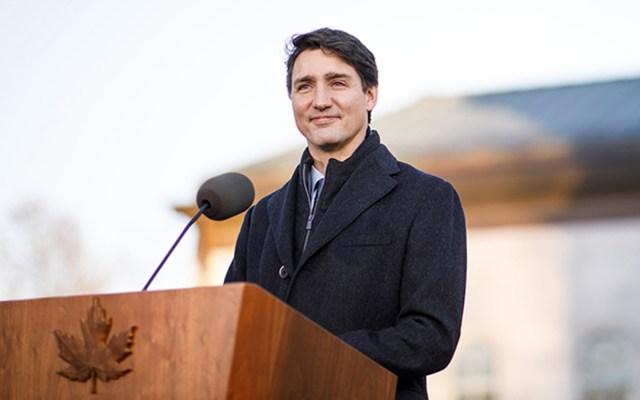 México y Canadá somos más fuertes juntos, afirma Justin Trudeau por Independencia de México - Justin Trudeau emite discurso en Ontario. Foto de Oficina del Primer Ministro de Canadá