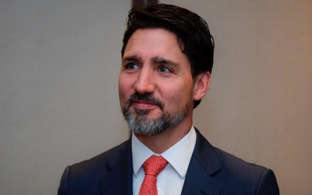 Identifican como militar a hombre que ingresó armado a residencia oficial de Justin Trudeau - Justin Trudeau