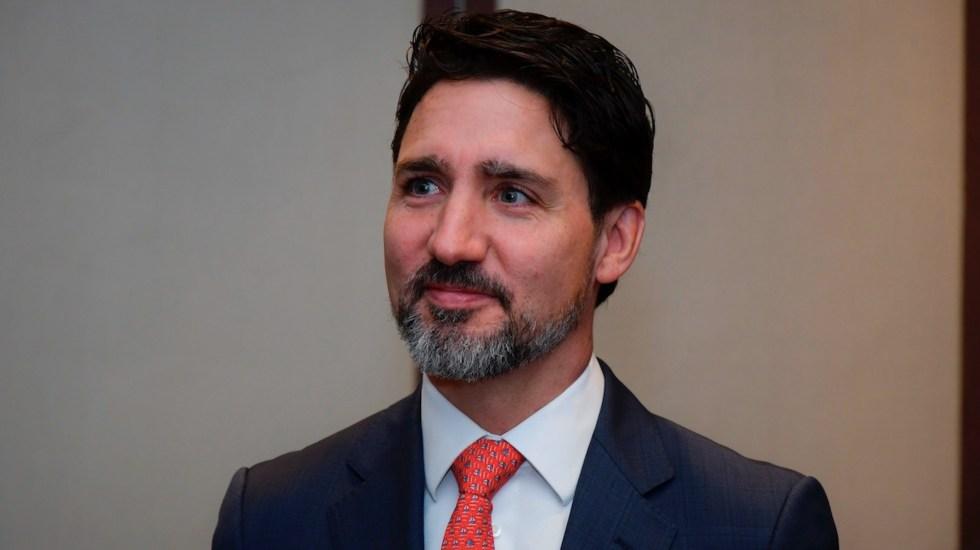 Trudeau felicita a Elliot Page tras anunciar que es transgénero - Justin Trudeau