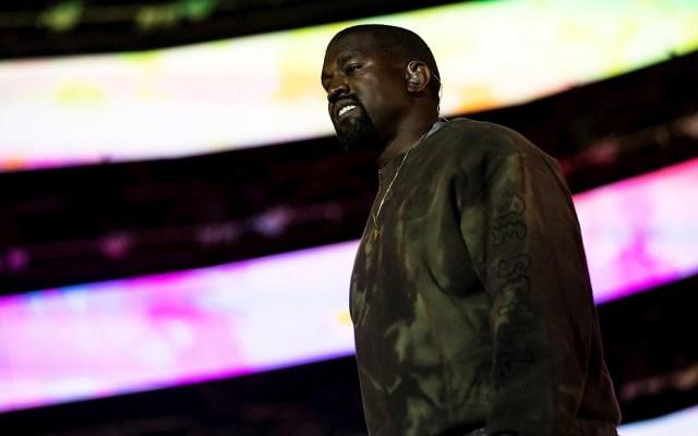 Kanye West registra su campaña a la Presidencia de Estados Unidos - Kanye West rap rapero