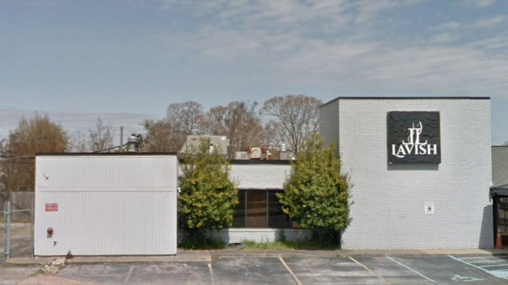Tiroteo en club nocturno de Carolina del Sur deja dos muertos - Lavish Lounge. Foto de Google Maps