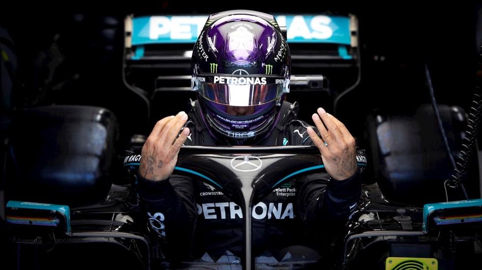 Hamilton iguala récord de triunfos de Schumacher; 'Checo' Pérez termina séptimo en GP de Hungría - Lewis Hamilton. Foto de EFE/ EPA/ FIA/ F1