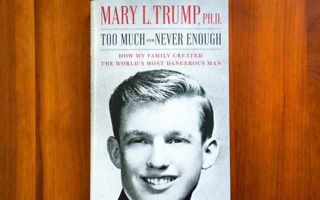 Juez permite a sobrina de Trump promocionar libro sobre su familia - Mary Trump libro Donald Trump Estados Unidos