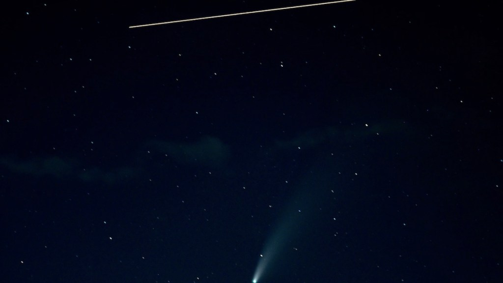 La Luna habría sufrido una lluvia de asteroides hace 800 millones de años - Foto de NASA