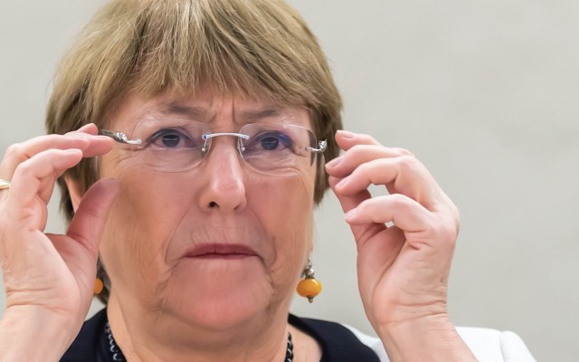 Murió a los 93 años Ángela Jeria, madre de Michelle Bachelet - Foto de EFE