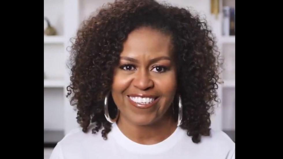 Michelle Obama lanzará su propio podcast en Spotify - Michelle Obama