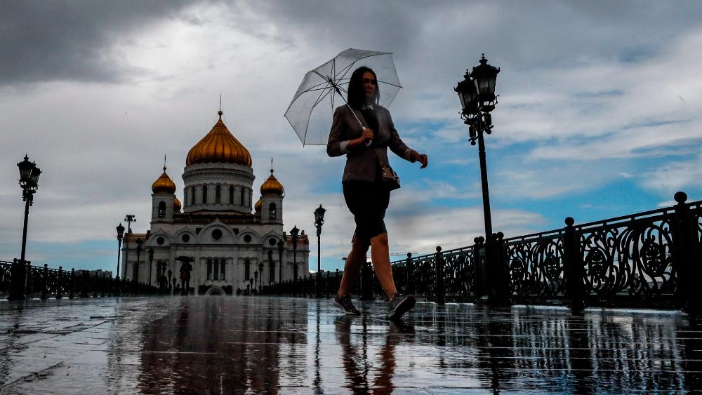Moscú levanta restricciones ante la disminución de casos de COVID-19 - Foto de EFE
