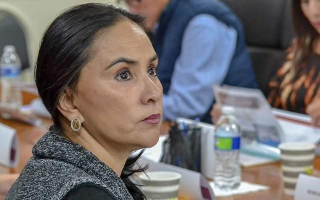 Suplente de Vanessa Rubio llegará al Senado sin partido - Nancy Sánchez