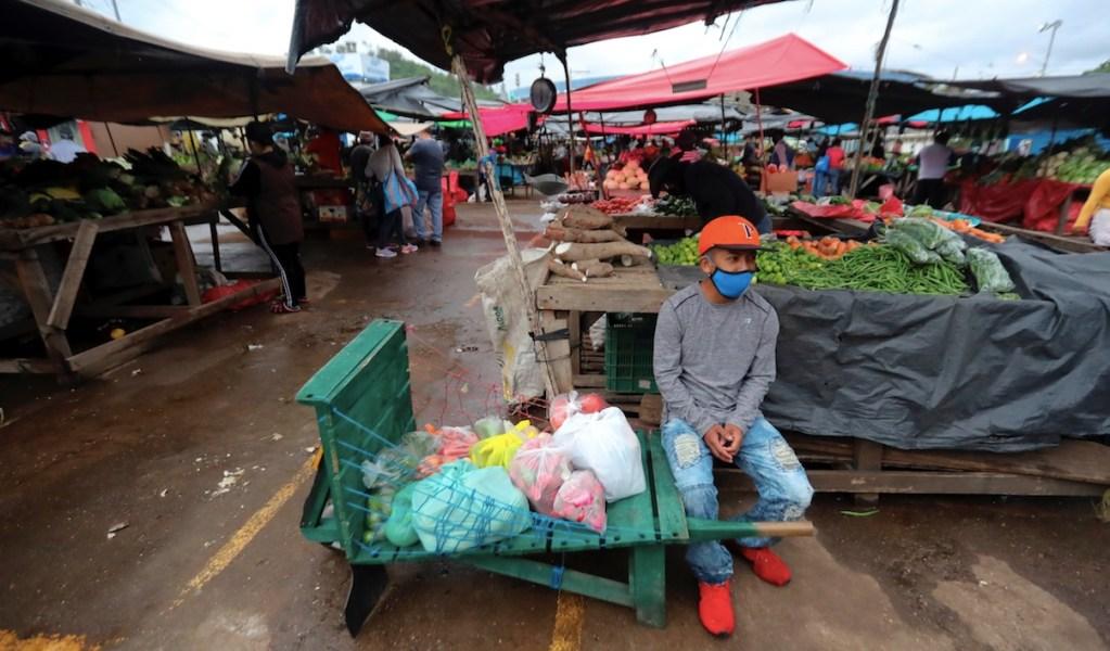 COVID-19 podría agudizar el hambre en Venezuela y Centroamérica, advierte Oxfam - Foto de EFE