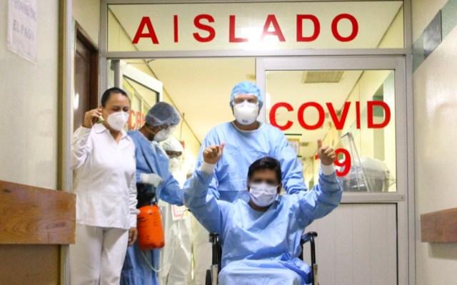 """Paciente de COVID-19 vence la muerte tras sufrir sangrado pulmonar e insuficiencia renal - Adrián, """"el paciente más guerrero de todos"""""""