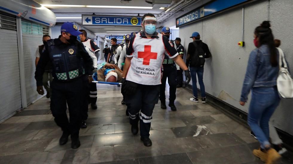 Paramédicos de la Cruz Roja Mexicana enfrentan pandemia con amor a la vocación - Paramédicos de la Cruz Roja MexicanaParamédicos de la Cruz Roja Mexicana