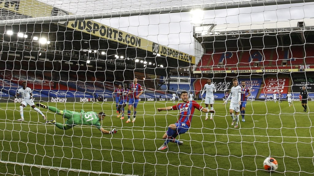 Chelsea resiste al Palace y continúa en la pugna por la Champions - Partido Chelsea Crystal Palace Premier 07072020