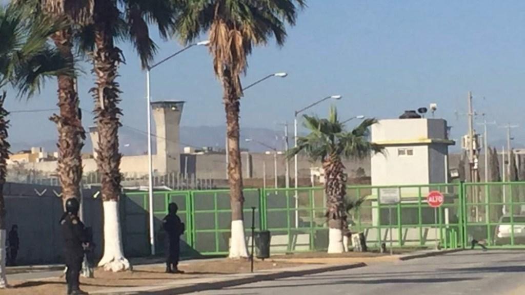 Confirman dos casos de COVID-19 en penal de Cadereyta, Nuevo León; descartan brote - Foto de Visión Monterrey