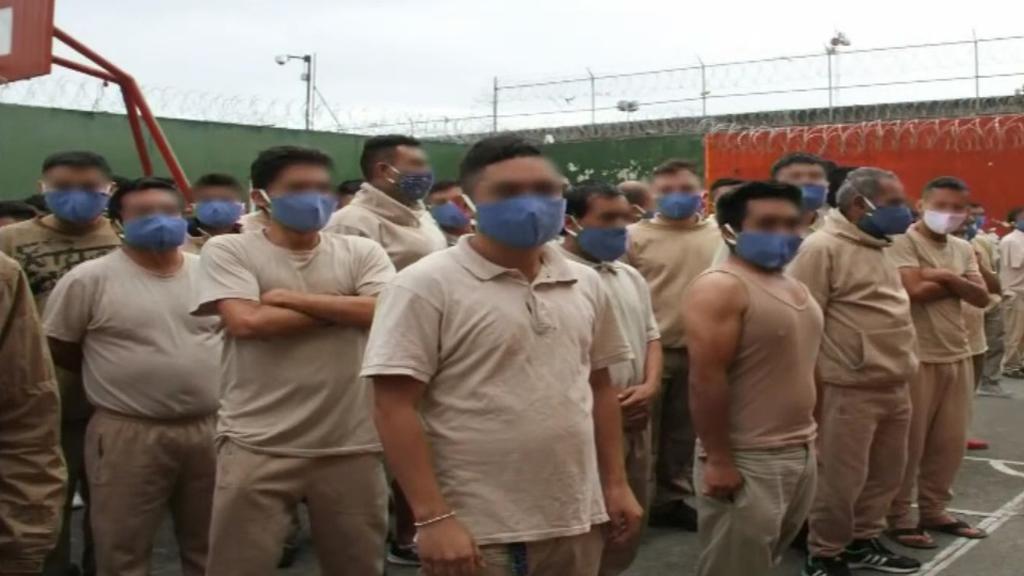 Suman mil 40 casos de COVID-19 y 54 muertes en cárceles capitalinas - Personas privadas de la libertad en cárceles de la Ciudad de México. Foto del Gobierno de la Ciudad de México