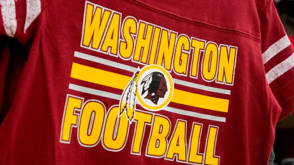 Redskins anuncia retiro del nombre y logotipo del equipo - Playera de los Redskins
