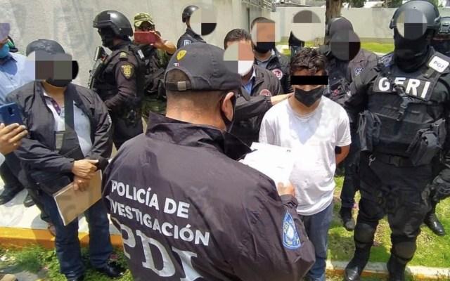 Dan prisión preventiva oficiosa a dos detenidos por atentado contra Omar García Harfuch - Foto de FGJ