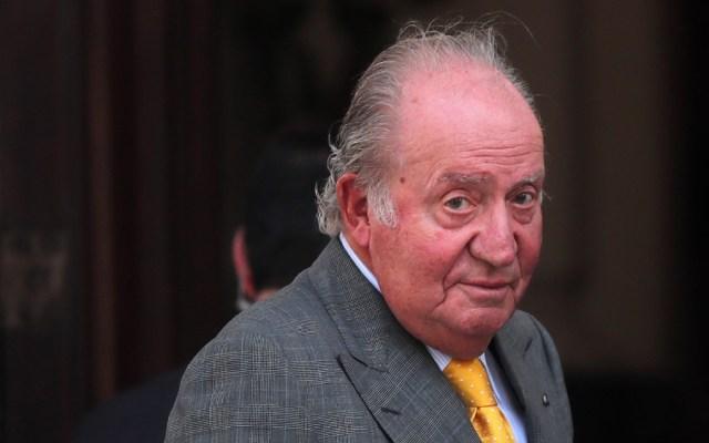 Rey emérito Juan Carlos encargó crear una estructura para recibir dinero en Suiza - El rey emérito Juan Carlos. Foto de EFE / Archivo