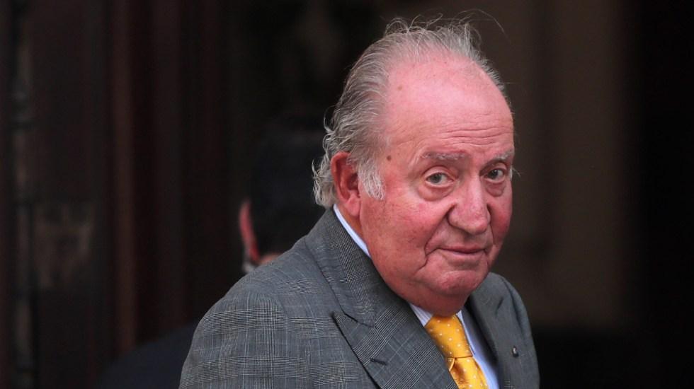 Defienden políticos de España el reinado de Juan Carlos I - El rey emérito Juan Carlos. Foto de EFE / Archivo