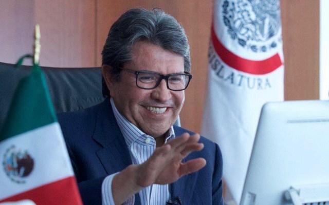 Elecciones de 2021 serán difíciles para Morena porque AMLO no estará en la boleta, advierte Monreal - Ricardo Monreal senador Morena