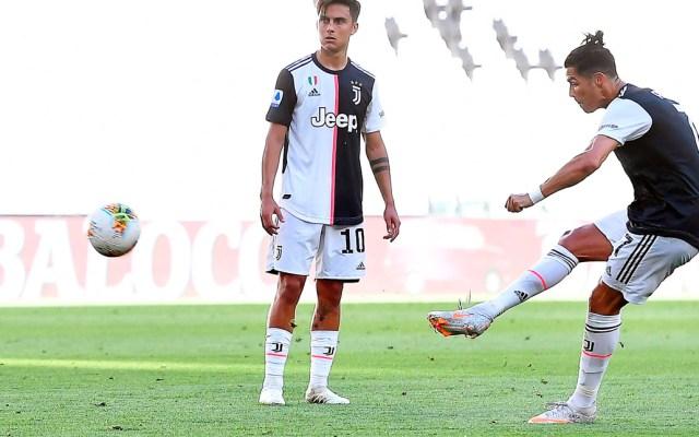 #Video Ronaldo 'rompe maldición' y anota su primer gol de tiro libre con Juventus tras fallar 43 intentos - Ronaldo anota su primer gol de tiro libre con Juventus