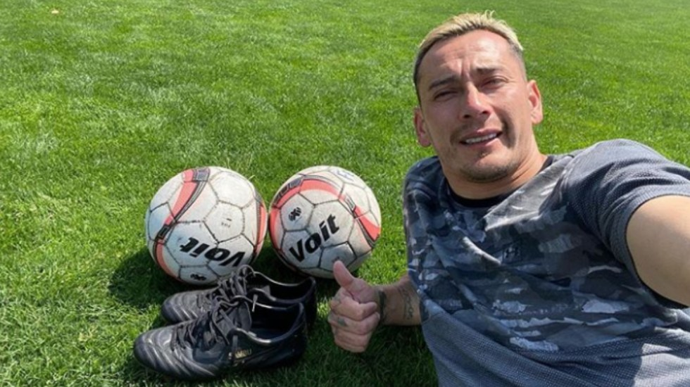 Rubens Sambueza regresa a los Diablos Rojos de Toluca - Rubens Sambueza futbol 2
