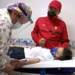 Santi, el niño de 9 años que venció al COVID-19 tras estar intubado 11 días