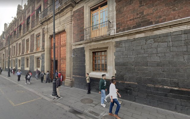Las movilizaciones de este viernes 3 de julio en la Ciudad de México - Sede de la SEP en la CDMX
