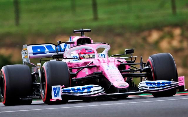 Hamilton saldrá primero en Hungría; 'Checo' Pérez arrancará cuarto - Foto de EFE