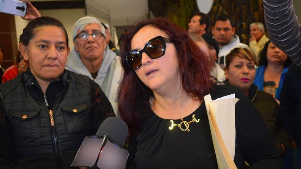 Liberan en Tamaulipas a la activista Susana Prieto - Susana Prieto