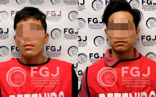 Fiscalía de Tamaulipas identifica a grupo criminal 'Los X' en Ciudad Victoria - Tamaulipas detenidos Los X