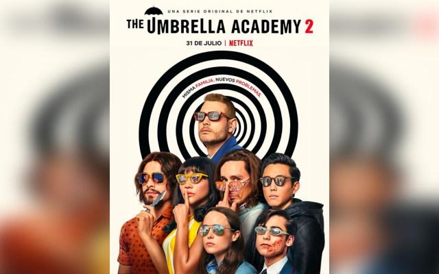 #Video Regresan a Netflix los siete humanos extraordinarios de The Umbrella Academy - The Umbrella Academy