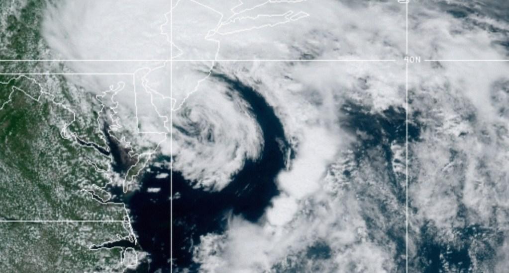 Tormenta tropical Fay toca tierra en Nueva Jersey; se encamina a NY - Tormenta Tropical Fay Estados Unidos Nueva Jersey 2