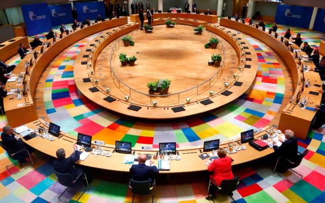 """Unión Europea acuerda un """"histórico"""" plan de recuperación tras la pandemia de COVID-19 - Foto de EFE"""