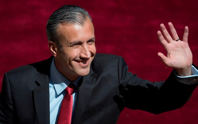 Ministro venezolano Tareck el Aissami da positivo a COVID-19 - Vicepresidente económico de Venezuela, Tareck el Aissami