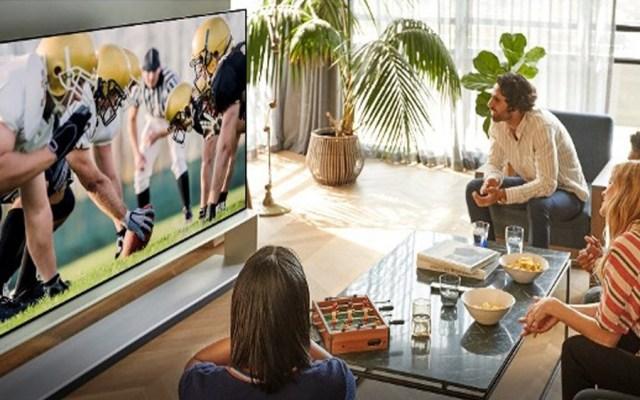 Los deportes están de regreso, y aunque solo en televisión; aquí te decimos como disfrutarlos al máximo - Foto de LG
