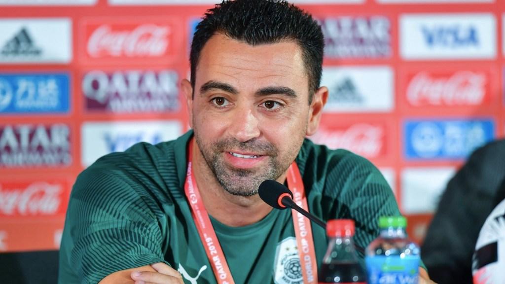 Xavi Hernández da positivo a COVID-19 - Foto de EFE