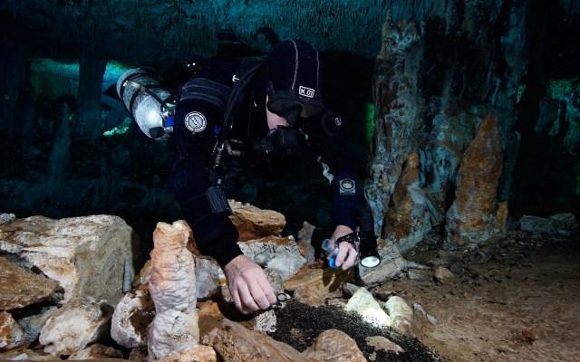 Hallan en Yucatán las minas de ocre más antiguas de América - Yucatán minas de ocre