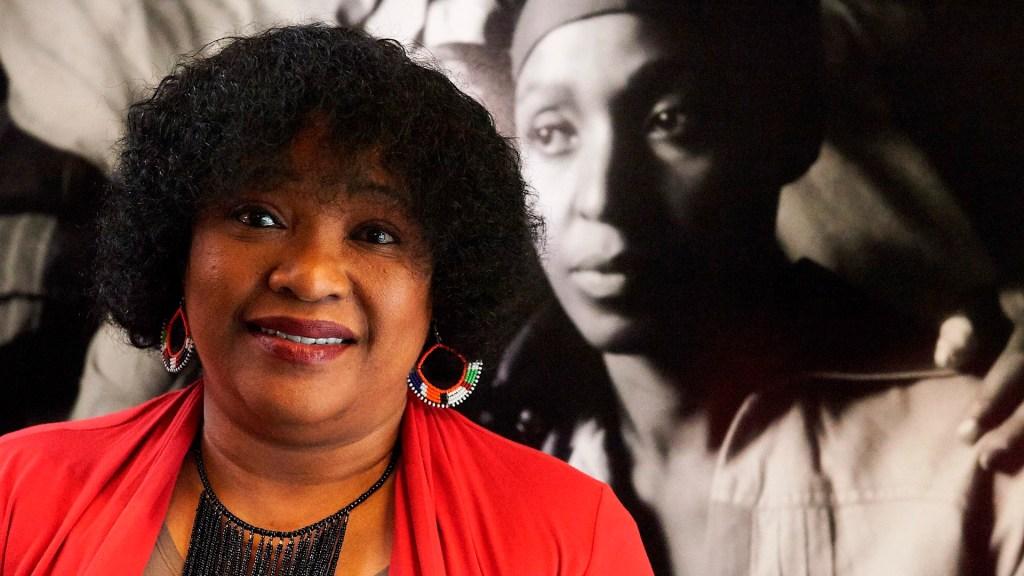 Murió a los 59 años Zindzi Mandela, hija menor de Nelson Mandela - Zindzi Mandela