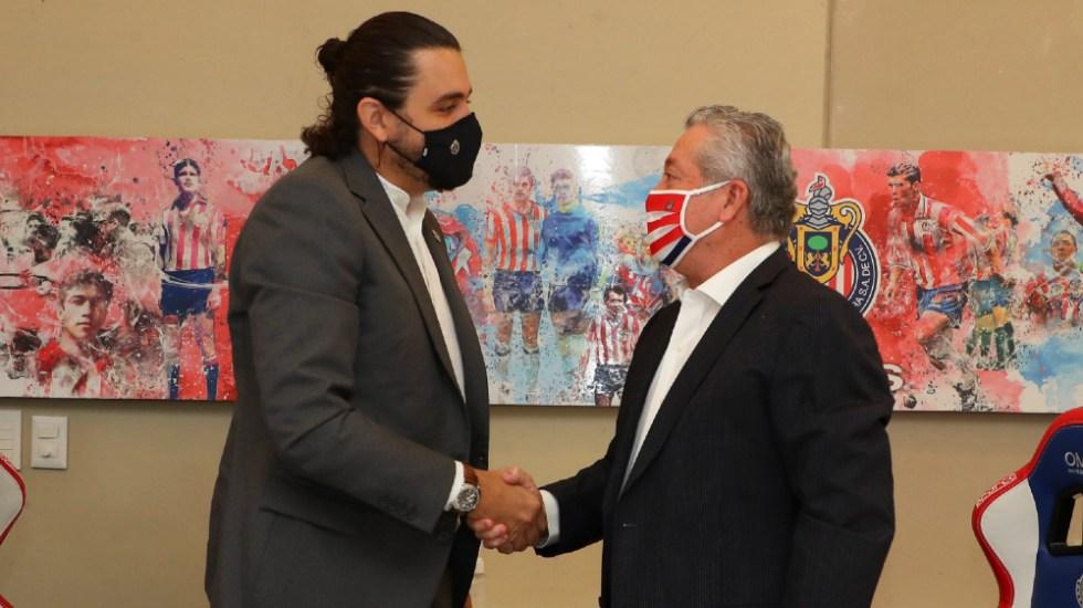Chivas es el reto más importante de mi carrera: Vucetich - Foto de Chivas