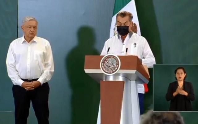 Reconocen AMLO y 'El Bronco' diferencias; aseguran que hay coincidencias políticas - Foto de captura de pantalla